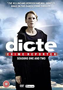 Dicte - Crime Reporter: Season 1 & 2 [DVD]