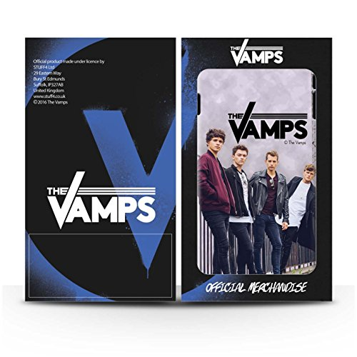 Offiziell The Vamps Hülle / Matte Snap-On Case für Apple iPhone 5/5S / Pack 6pcs Muster / The Vamps Fotoshoot Kollektion Sammelalbum