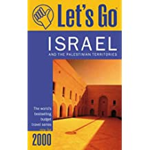 Let's Go 2000 Israel: And the Palestinian Territories (Let's Go. Israel, 2000)