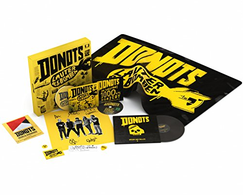 imitierte Fan Box inkl. CD, Live DVD + Vinyl Single uvm.) ()