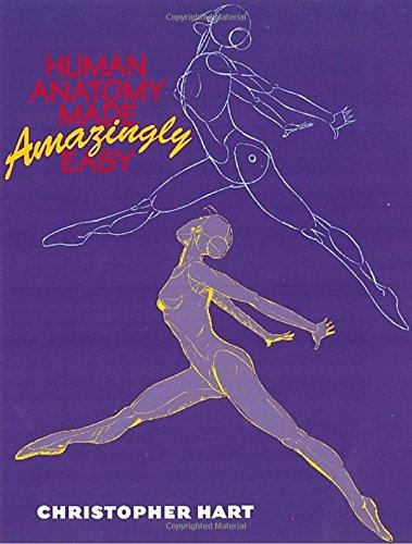 Human Anatomy Made Amazingly Easy (Cutting Edge (Watson-Guptill Paperback))