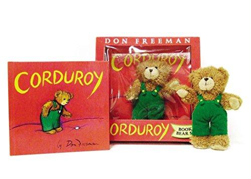 Corduroy Book and Bear (Die American Doll Store)