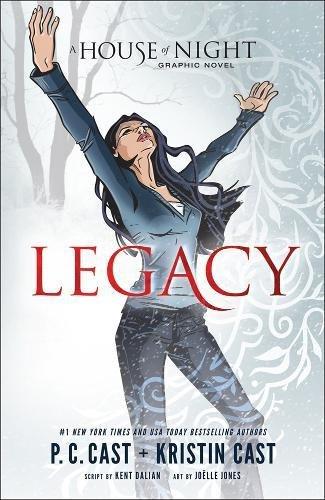 Preisvergleich Produktbild Legacy: A House of Night Graphic Novel Anniversary Edition