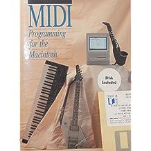 Midi Programming for the Macintosh