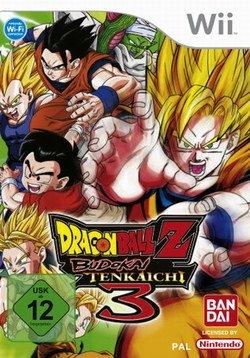 Dragonball Z: Budokai Tenkaichi 3 Wii (Dragon Ball Z Wii)