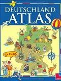 Deutschland-Atlas für Kinder - Jürgens Hans-Ulrich