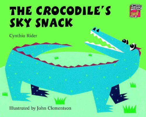 The crocodile's sky snack