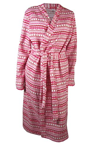 ex-marks-and-spencer-ladies-dressing-gown-pink-printed-a601-16-18