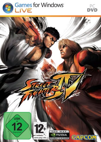Street Fighter IV (Fighter Street Generationen)