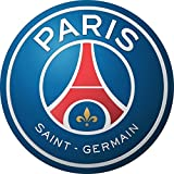 Paris Saint Germain FC - PSG - Football Club Crest Logo