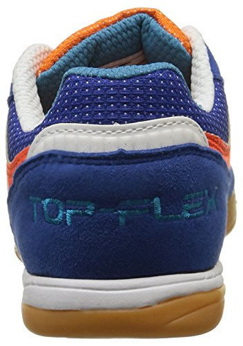 JOMA Unisex, Sneaker, top flex orange (Naranja 508)