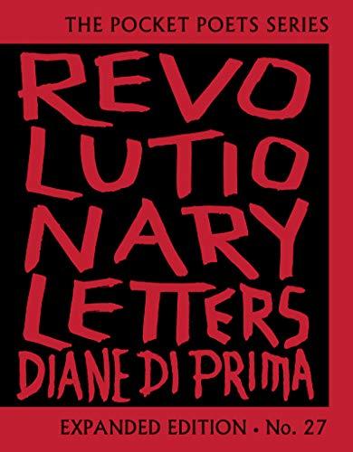 Revolutionary Letters (City Lights Pocket Poets, Band 27)