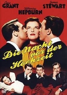 Die Nacht vor der Hochzeit - DVD (Cary Grant , Katharine Hepburn , James Stewart)