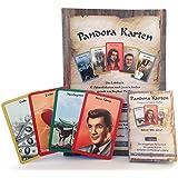 Pandora Karten 60er Jahre & Lehrbuch