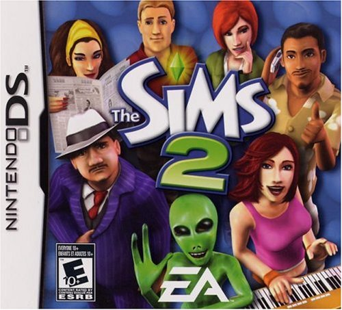 Sims 2 - Nintendo DS by Electronic Arts