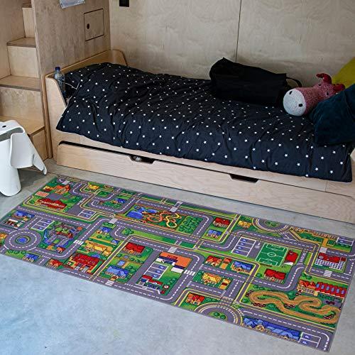 Carpet Studio Alfombra Infantil Suave al Tacto para Niño y Niña, Respaldo de látex Antideslizante...