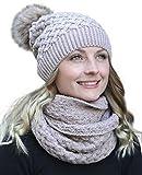 Hilltop -  Coordinato invernale - Donna 3c-hellrosa taglia unica