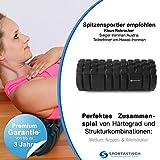 """Profi Faszien Rolle """"Happy Roll"""" von Sportastisch :: hochwertige Massagerolle in geprüfter Qualität - 3"""
