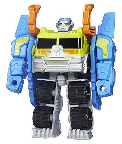 Camion Playskool - Playskool Heroes – Transformers Rescue Bots –