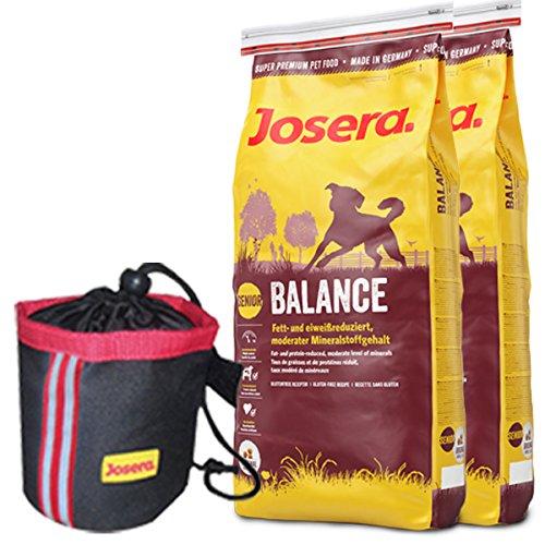 Josera 2 x 15 kg Balance Knuspiebag