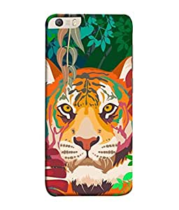 PrintVisa Designer Back Case Cover for Micromax Canvas Knight 2 E471 (Abstract Animal Background Dream Bauble Beautiful Brunch)