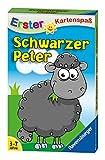 Ravensburger 20432 Schwarzer Peter - Schaf Kartenspiele, Mehrfarbig