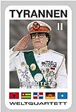 Tyrannen 2 QUARTETTO DIKTATOREN QUARTETTO Gioco di carte - accessori e accessori TROVARE NEGOZIO - TUTTI ARTICOLO DIVENTA dalla Germania versendet, ATTENZIONE PRIMA fernost-anbietern - Ancora più malvagi dittatori su 32 carte da gioco Kim Jong-il, Gh...