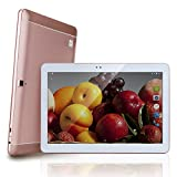 2017 New 4G LTE network 10 inch (10.1') Tablet PC Octa Core IPS Bluetooth RAM 4GB ROM 64GB 8.0MP 4G Dual sim card Phone Call Tablets Android 6.0 GPS Rose Gold