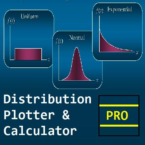 Distribution Calculator Plotter Pro