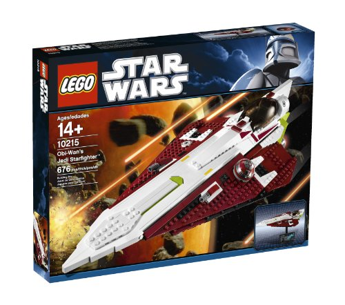 LEGO Star Wars 10215, Baukasten Obi-WANS Jedi - Wars Lego Collector Ultimate Star Series