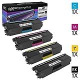 Speedyinkstm nuova versione 4-pack set di tutti i colori Compatibile con Brother tn-326tn-321cartucce di toner per Brother DCP-L 8400CDN DCP-L 8450CDW HL-L 8250CDN HL-L 8300Series HL-L 8350CDW HL-L 8350CDWT MFC-L 8600CDW MFC-L 8650CDW MFC-L 8850CDW laser stampanti