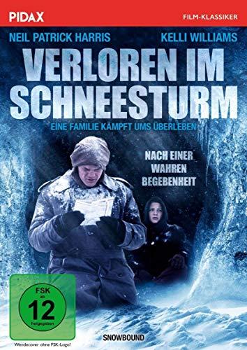 Überleben Pal (Verloren im Schneesturm - Eine Familie kämpft ums Überleben (Snowbound) / Spannendes Schneedrama basierend auf einer wahren Begebenheit (Pidax Film-Klassiker))
