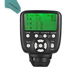 YONGNUO YN560-TX II Manual Flash Trigger Remote Controller LCD Transmitter for Canon DSLR Camera to YN560III/YN560IV/YN660/YN968N/YN860Li Speedlite RF-602/RF603/RF603 II/RF605 Receiver