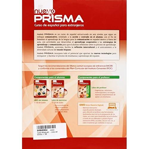 Nuevo Prisma nivel, nivel A1 : Curso de español para extranjeros