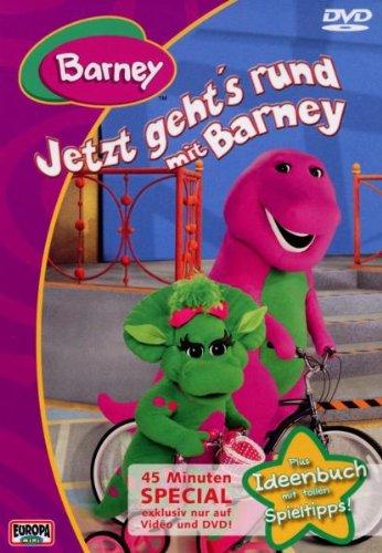 Barney 2 - Jetzt geht's rund mit Barney (Barney Für Dvds Kinder)