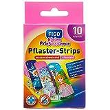 Figo Kinder-Pflaster Kleine Prinzessinnen, 2er Pack (2 x 10 Stück)