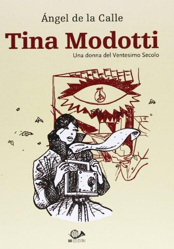 Tina Modotti por Angel de La Calle