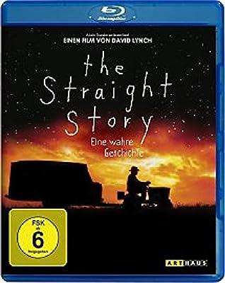 The Straight Story - Eine wahre Geschichte [Blu-ray]