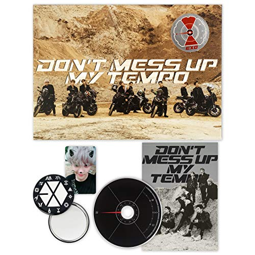 EXO 5th Album - Don't Mess Up My Tempo [