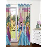 Disney Athom Trendz Kids Curtain Single Piece (Door)