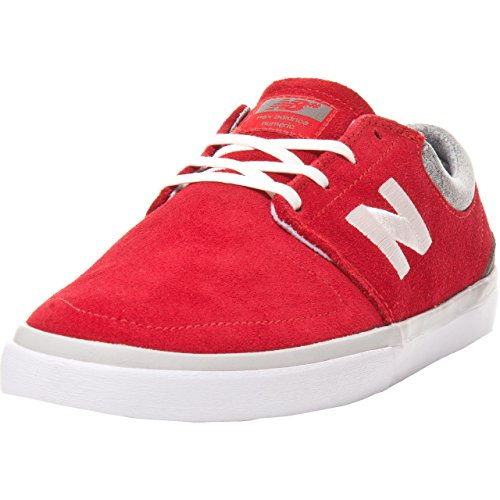 New Balance Numeric Brighton-344 Red/Grey Red/Grey