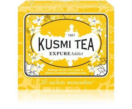 Kusmi Tea - Expure Addict - 20 Musselin-Teebeutel