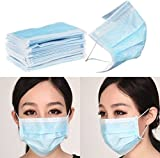 3-Ply Disposable Surgical Face Mask (100...
