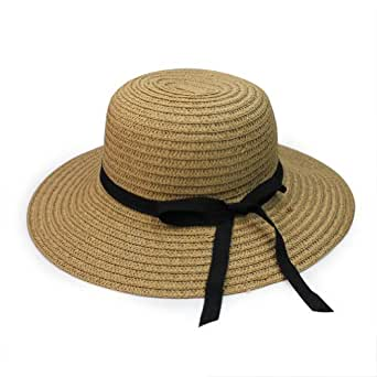 vogue women lady girl brim summer beach sun hat straw floppy elegant bohemia cap. Black Bedroom Furniture Sets. Home Design Ideas