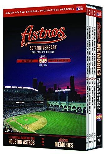 Preisvergleich Produktbild Astros 50Th Anniversary Collector's Edition [DVD] by Houston Astros