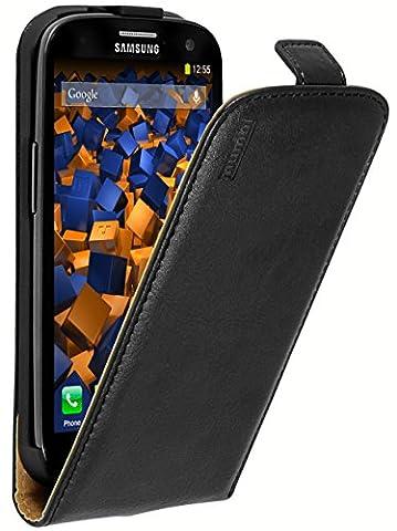 mumbi PREMIUM Leder Flip Case Samsung Galaxy S3 / S3
