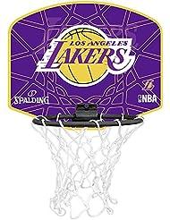 Spalding Miniboard L.A. Lakers, (77-628Z) - NOCOLOR