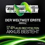 Energizer NimH-Akku Rechargeable Extreme Micro (1,2Volt 800mAh, vorgeladen 4er-Packung)
