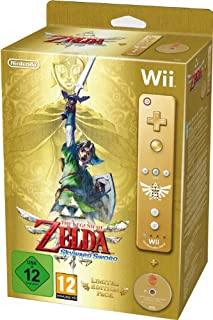 Wii Zelda Skyward Sword + Mando Remoto Ed. Limitada + Cd (B005KJLAOQ) | Amazon price tracker / tracking, Amazon price history charts, Amazon price watches, Amazon price drop alerts