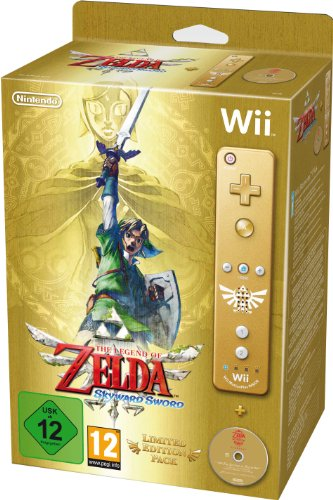Nintendo The Legend of Zelda: Skyward Sword Bundle